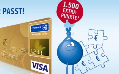 Payback Visa Kreditkarte
