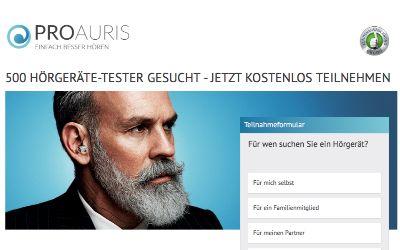 Proauris Hörgeräte