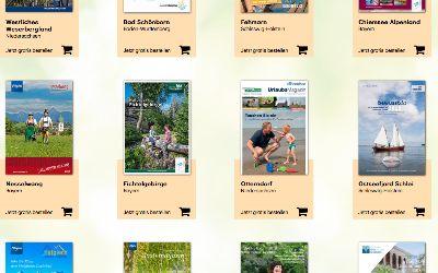 Heimaturlaub Kataloge